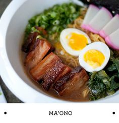 must eat at maono in west seattle #seattle