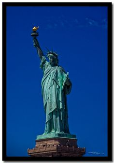 Olivier Faugeras - Smoking Lady Liberty