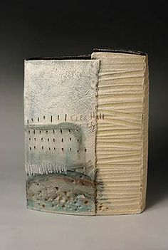 Ceramics by Craig Underhill at .uk - Produced in Clee Hill, July. Hand Built Pottery, Slab Pottery, Ceramic Pottery, Pottery Art, Thrown Pottery, Pottery Studio, Ceramic Pots, Ceramic Clay, Slab Ceramics