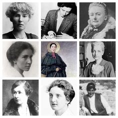 The badass female pioneers of archaeology.         From left to right, top to bottom:       1. Gertrude Bell      2. Mary Leakey      3. Amelia Edwards      4. Dorothy Garrod      5. Mary Anning      6. Ruth Benedict      7. Gertrude Caton-Thompson      8. Hilda Petrie      9. Hetty Goldman