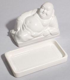 Buddha Butter Dish #Fun Kitchen Items