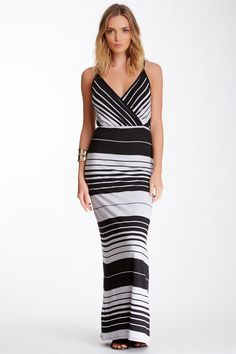 Michael Stars Striped Maxi Dress by Michael Stars on @nordstrom_rack
