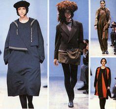 Yohji Yamamoto Fall/Winter 1991
