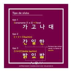 #coreano #aprendercoreano #valencia #learnkorean #ilovekorea #ilovekorean #koreanacademy  #academia #gramatica #한국어배우기 #한국어 #megutatacoreano #AprenderCoreanoValencia #한국말 #안녕 #가나다 #한국말배우기 #learnkorean #korea 	#kpop K Board, Learn Hangul, Korean Language Learning, Korean Words, Learn Korean, Grammar, Advice, Letters, Writing