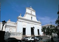 San Juan Cathedral In Puerto Rico http://www.puertoricoblogger.com/san-juan-cathedral-in-puerto-rico/