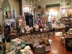 Timeless Menagerie Scrapbook Store Display