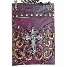 New Trending Bumbags: The Chic Bag - Rhinestone Cowgirl 4-way Bag - Crystal Cross with Embroidered Glitter Cutouts (Purple; 6x8x1in) - BUY 2 GET A 3rd BAG FREE!. The Chic Bag – Rhinestone Cowgirl 4-way Bag – Crystal Cross with Embroidered Glitter Cutouts (Purple; 6x8x1in) – BUY 2 GET A 3rd BAG FREE!  Special Offer: $39.95  422 Reviews The Chic Bag designs and manufactures innovative cross-body designer handbags releasing new...