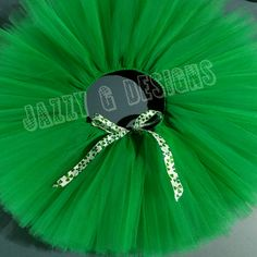 Green St. Patty's Day tutu went off to Omaha 2/15, we hope it's loved as much as we did making it!  #stpattysday #tutu #irish
