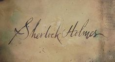 Sherlock Holmes End Titles by Prologue