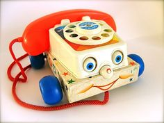 Fisher Price vintage toy Why is this vintage I played with this when I was a kid!!! I'm not vintage yet??!!!