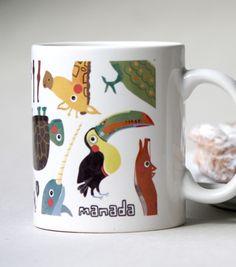 Manada Mug