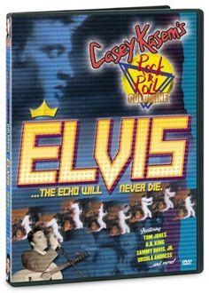 Casey Kasem's Rock n' Roll Goldmine - Elvis - The Echo Will Never Die, http://www.amazon.com/dp/B0001I54NE/ref=cm_sw_r_pi_s_awdm_tmvMxb33GE8GM