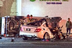 2 drivers, including a police officer, hurt in possible DUI crash in Long Beach. A fiery crash between a police truck and a Mercedes-Benz in Long Beach early Friday morning left the officer in the truck with minor injuries and the other driver in critical condition, authorities said.Police said they're investigating. #DUI #DUIcharges #News