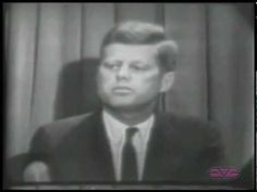 President John F. Kennedy Speech to the Houston Ministerial Association - YouTube