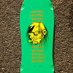 John Greeley; old-school skateboard recreations
