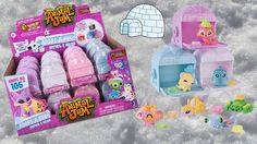 Animal Jam Adopt a Pet Series #2 Igloo -  full box of 24