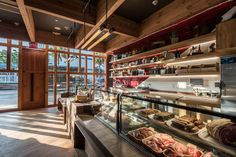 The Cannibal's butcher shop opens right this second in Culver City - Butcher Shop Atlanta - Meat Butcher Store, Local Butcher Shop, Protein Shop, Meat Store, Crockpot Meat, Meat Markets, Farm Store, Bbq Meat, Fish And Meat