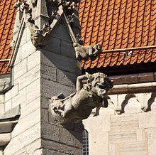 Gargoyle, Visby, Sweden  - Wikipedia, the free encyclopedia