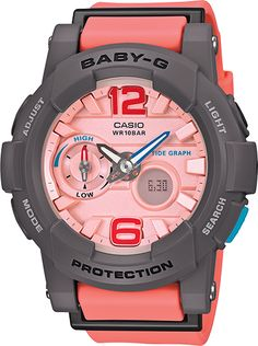 ef9a2f2f1d555 Baby-G Pink BGA180-4B2. http   carmouchejewelerslaplace.com  · Baby G Shock  WatchesCasio ...