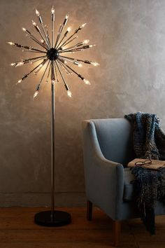 Imogene Floor Lamp #anthrofave