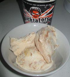FOODSTUFF FINDS: The Licktators - #Cinnamon #Doughnut Ice Cream (Ocado) [By @Cinabar] #icecream