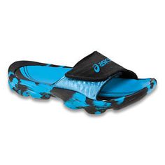 Buy ASICS Unisex Iyashi Sandal Shoes P210Y