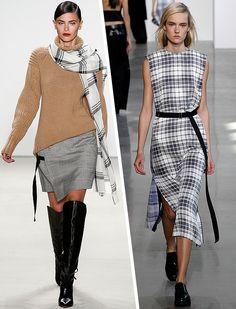 Calvin Klein Collection e Marissa Webb NYFW Fall 2016