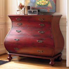 Hooker Furniture Bombay Chest - love this style for my next dresser