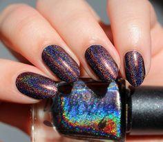 Colors by Llarowe - My Broken Down Cropduster   Hypnotic Polish