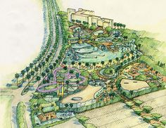 Zoo Miami Master Plan by the Portico Group