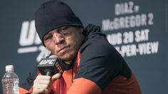 Nate Diaz passed his drug test, but he isn't out of the weeds yet.