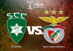 O Benfica ganhou 3-2 ao Sporting Clube da Covilhã na 3ª eliminatória da Taça de Portugal, jogo que se realizou no dia 18 de Outubro de 2014.