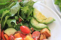 Jenny Steffens Hobick: Formula for Fresh Dinners for Spring | Grilled + Salad + Vegetable/Pasta