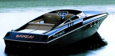 Magnum 44 Banzai The Top 20 Coolest Speed Boats & Cigarette Racers