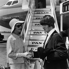 with Ringo Starr