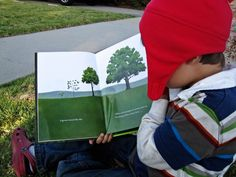 Outdoor Literacy Ideas-Read Outdoors -- Childhood 101