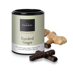 Dark Chocolate Covered Ginger,
