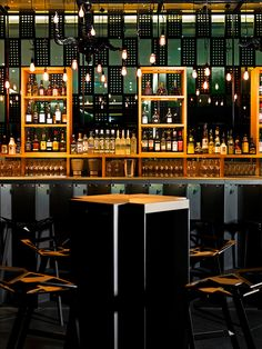 Punk - Bar by swirehotels #bar #reference