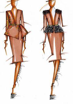 40s fashion design
