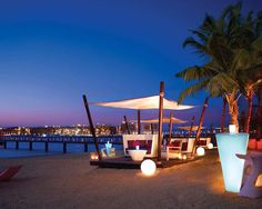 Cuisine Jetty Lounge - One&Only Royal Mirage, Dubai