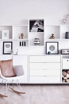 Interior Styling | Scandinavian Shelving Systems