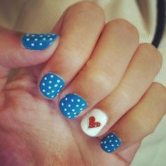 My July 4th nails! =)