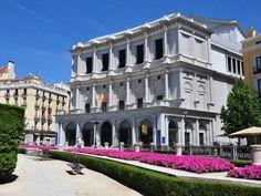 Fachada Hotel Casa de Madrid