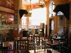 cortijos taurinos | Restaurante: El Ruedo Taurino