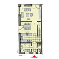 pin von heiko liebscher auf dhh in 2018 pinterest haus haus bauen und haus grundriss. Black Bedroom Furniture Sets. Home Design Ideas