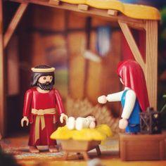 ¡Feliz #Navidad a todos! #playmobil