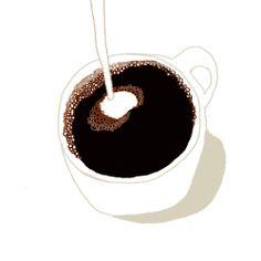 caffè con panna!