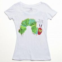 Classic books and novels imprinted onto t-shirts & sweatshirts