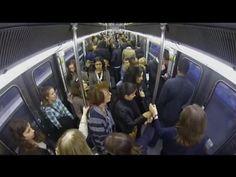 Métro, une ville sur les rails | France 5 (Documentaire 2015)