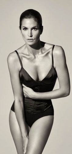 Cindy Crawford by Brian Bowen Smith